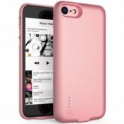 Husa Baterie Ultraslim iPhone 7/iPhone 8 iUni Joyroom 2800mAh Rose Gold