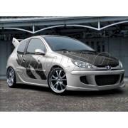 Peugeot 206 Body Kit D-Line