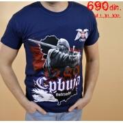 Majica vitez 1389 Teget