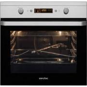 Cuptor incorporabil Arctic AROIE22500X electric 71L Grill Timer 8 Functii clasa A Argintiu