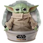 Disney Mattel Star Wars, Figura Yoda de The Child, Juguete de Peluche para niños de 3 años en adelante