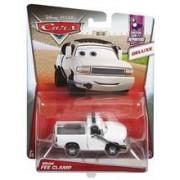 Masinuta Disney Pixar Cars Deluxe Vehicles Brian Fee Clamp