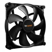 Be Quiet! (BL065) Silent Wings 3 14cm Case Fan, Black, Fluid Dynamic B