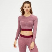 Myprotein Inspire Seamless Crop Top - L