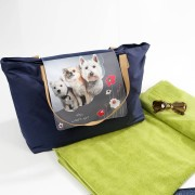 Personalised Beach Bag with photo