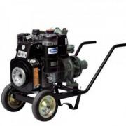 6LD 400 LSY-2 MS Antor Motopompa apa semi-murdara , pornire la sfoara , motor 8.5 Cp , debit apa 1165 l/min , inaltime refulare 40 m