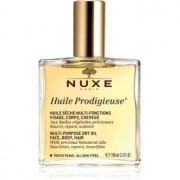 Nuxe Huile Prodigieuse óleo seco multifuncional para rosto, corpo e cabelo 100 ml