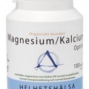 Helhetshälsa Magnesium/KalciumOptimal 100 kapslar