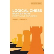 Logical Chess Move by Move: Every Move Explained New Algebraic Edition, Paperback