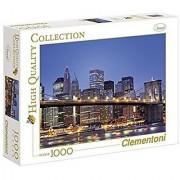 Clementoni New York Brooklyn Bridge 1000 Piece Jigsaw Puzzle