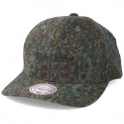 Mitchell & Ness Keps Abstract Camo Adjustable - Mitchell & Ness