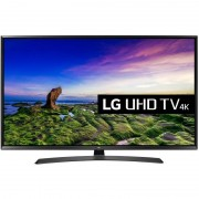 Televizor LG LED Smart TV 43 UJ634V 109cm 4K Ultra HD Black