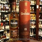 Glenfiddich 15 ani Solera Reserva 1.0L in cutie