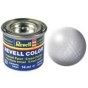 Revell Email Culoare - 32190: argintiu metalizat (argintiu metalizat)