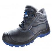 Craftland S3 Sicherheits Stiefel gefüttert, Farbe schwarz, Gr.42