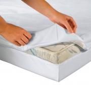 La Redoute Interieurs Resguardo integral para colchão, jersey impermeável (12/15 cm)