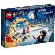 Конструктор Лего Хари Потър - Коледен календар - LEGO Harry Potter, 75981