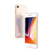 IPhone 8 64GB Gold 4G+ Smartphone + калъф Artwizz 0937-1843