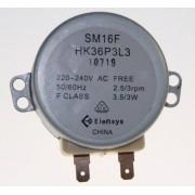 Tányérforgató motor SM-16F HK36P3L3