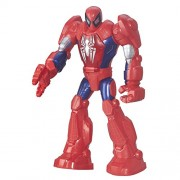 Super Hero Adventures Playskool Heroes Marvel Adventures Mech Armor Spider-Man