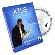MMS Kiss Lecture by International Magic - DVD