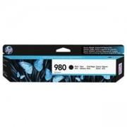 Тонер касета HP 980 Black Original Ink Cartridge, D8J10A