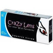 Crazy ColourVUE - power (2 lenses)