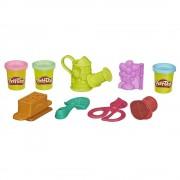 Pasta de modelat Play-Doh - gradina care creste