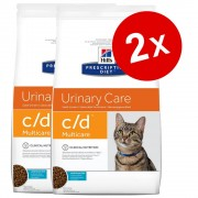 Lot Hill's Prescription Diet pour chat - Metabolic Weight Management poulet (2 x 8 kg)
