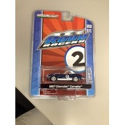 Green Light Road Racers Series 2 1967 Chevrolet Corvette Limited Edition