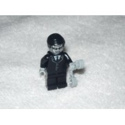 THE LEGO MOVIE SERIES- CLOUD CUCKOO EXECUTRON WITH HANDCUFFS LEGO FIGURE