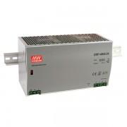 Transformator Sursa Profesionala de tensiune constanta Mean Well drp-480-24 IP20 230V la 24V 20A 480W