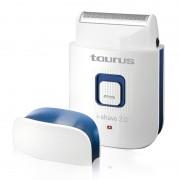 Aparat de ras I-Shave 2.0 Taurus, 5 W, USB, reincarcabil, Alb