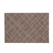 tica copenhagen - Lines Fußmatte, 60 x 90 cm, sand / beige