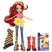 Hasbro My Little Pony Equestria Girls Sunset Shimmer Doll