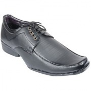 Dia A Dia Men's Black Open Smart Formals Formal Shoes