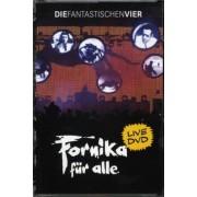 Thomas D. - Die fantastischen Vier - Fornika für alle (2DVD) - Preis vom 18.10.2020 04:52:00 h