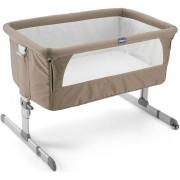 Кроватка детская NEXT2ME DOVE GREY