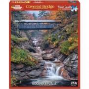 White Mountain Puzzles Covered Bridges 1000 Piece Jigsaw Puzzle By White Mountain Puzzles