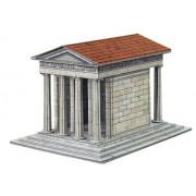 Clever Paper Innovative 3D-Puzzles From Umbum -Temple Of Athena Nike - Series Temples The World