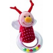 Jucarie bebelusi Minimi Ladybug Lou Rattles