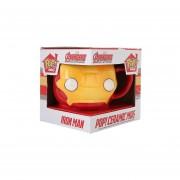 Funko Iron Man Taza Ceramica Marvel Avengers Ironman Hombre De Hierro 12oz-Multicolor