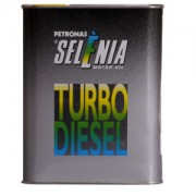 Selenia 10W-40 Turbodiesel 2 Litre Can