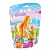Playmobil Princesas - Princesa Sunny Con Caballo - 6168