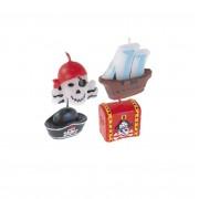 Lumanari figurine Pirati