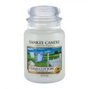 Yankee Candle Clean Cotton mirisna svijeća 623 g