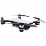 Drone Quadcopter 19HW 0.3MP WIFI-blanco+negro