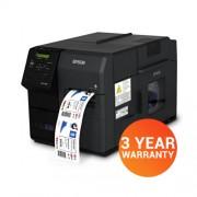 Етикетен принтер Epson ColorWorks C7500G, Ethernet, USB