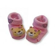 Botosei cu ursulet roz