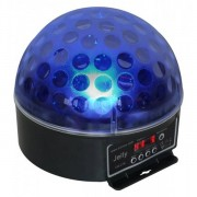 Tronios BV BeamZ Magic Jelly DJ LED Ball DMX Multicolor